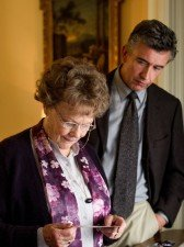 Judi Dench & Steve Coogan in Philomena at Upstate Films
