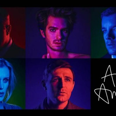 London National Theatre: Angels in America Part One -- Millenium Approaches