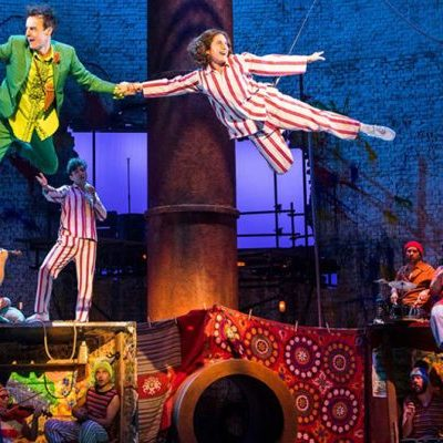 London National Theatre: Peter Pan