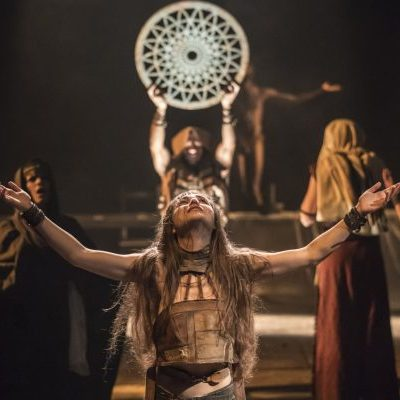London National Theatre: Salomé