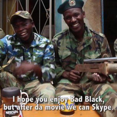 The Woodstock Film Festival presents: Bad Black
