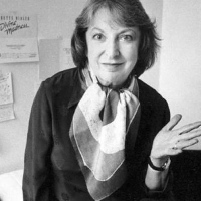 Thelma Adams chats with Upstate Films about Pauline Kael